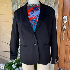 BANANA REPUBLIC NWT Career staple Blazer jacket 12